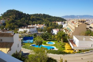 LIMONAR - MIRADOR DEL GIBRALFARO - MALAGA CITY - HOUSE FOR SALE