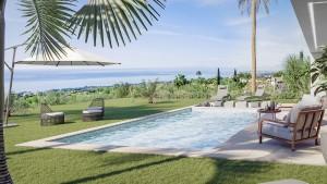 Nowa willa od dewelopera do przedaży w Manilva na Costa del sol