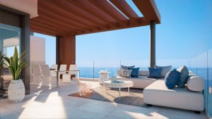 Fuengirola Beachside property for sale PRICES €345,000 - €791,000