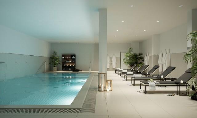 Nowe apartamenty na sprzedaż położone w miejscowości Mijas Costa w Maladze na Costa Del Sol w Hiszpanii