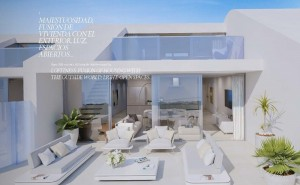 Benalamadena properties for sale  new development with spa, gym, indoor swimming pool