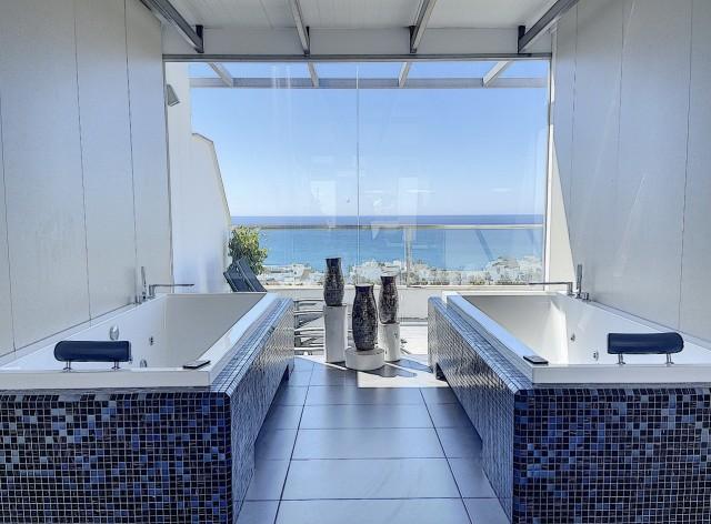 Atico - Penthouse In vendita in Casares Playa, Casares, Málaga, Spagna