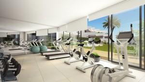 New luxury apartments in Manilva - Costa del Sol with Sea View