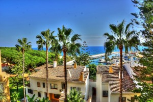 Apartamento for sale in Puerto de Cabopino, Marbella, Málaga, Spain