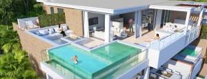 Atico - Penthouse Sprzedaż Nieruchomości w Hiszpanii in Cala de Mijas, Mijas, Málaga, Hiszpania
