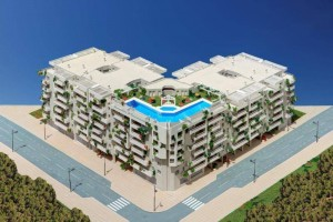 Superb brand new penthouse  apartment for sale in complex situated in the heart of Nueva Andalucia,