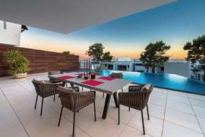 luxurious Apartment Villas in Sierra Blanca