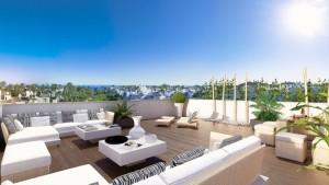 Atico - Penthouse for sale in Costalita, Estepona, Málaga, Spain