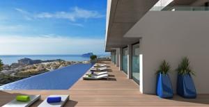 753828 - Apartamento en venta en Cumbre del Sol, Benitachell, Alicante, España
