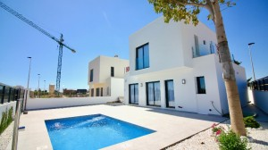 Villa for sale in San Pedro del Pinatar, Murcia, Spain