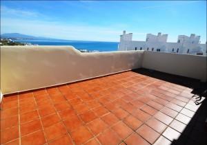 Atico - Penthouse Sprzedaż Nieruchomości w Hiszpanii in Casares, Málaga, Hiszpania