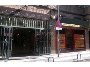 Commercial for sale in Madrid, Madrid