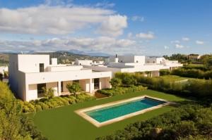 Villa Sprzedaż Nieruchomości w Hiszpanii in Los Cortijos de la Reserva, San Roque, Cádiz, Hiszpania