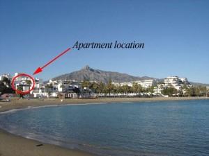 Apartment for sale in Playas del Duque, Marbella, Málaga, Spain