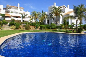 For sale apartment in Los Monteros Palm Beach Marbella