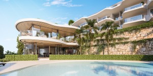 Beachside,  high-quality, innovative and sustainable residential complex Benalmádena - Fuengirola