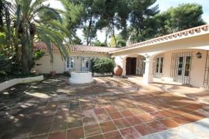 Villa for sale in Los Monteros Playa, Marbella, Málaga, Spain