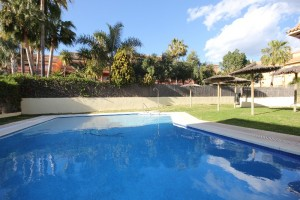 Townhouse for sale in La Pepina, Marbella, Málaga, Spain