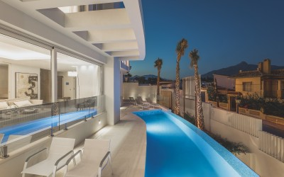 Modern Villa In Nueva Andalucia, Marbella