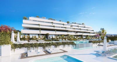 777829 - Penthouse For sale in New Golden Mile, Estepona, Málaga, Spain