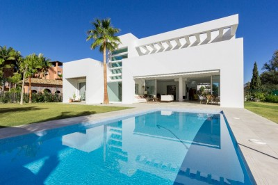 780257 - Villa For sale in Guadalmina Baja, Marbella, Málaga, Spain