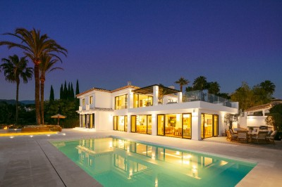781114 - Villa For sale in Los Naranjos Golf, Marbella, Málaga, Spain