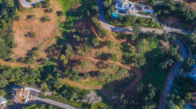 781320 - Plot For sale in La Mairena, Marbella, Málaga, Spain
