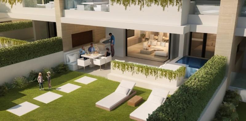 ground floor apartment