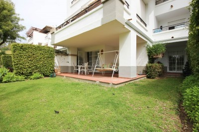 782889 - Garden Apartment For sale in Los Arqueros, Benahavís, Málaga, Spain