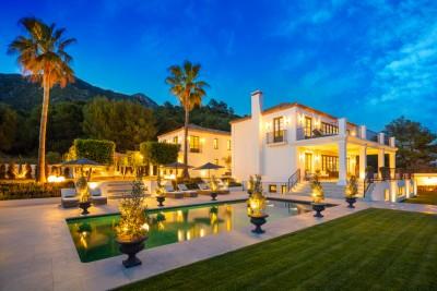 785116 - Villa For sale in Sierra Blanca, Marbella, Málaga, Spain