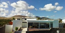 H1495 - House for sale in Puerto Calero, Yaiza, Lanzarote, Canarias, Spain