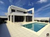 Stilvollen modernen Häuser