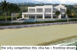 the only competition this villa has = frontline-dream