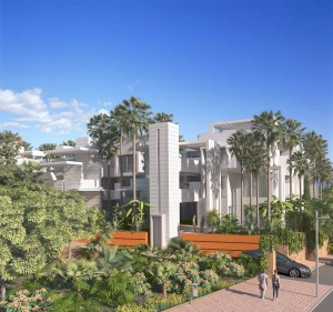 ELND0004 - Appartement te koop in Estepona Centro, Estepona, Málaga, Spanje