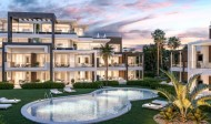 ELND0047 - Appartement te koop in New Golden Mile, Estepona, Málaga, Spanje