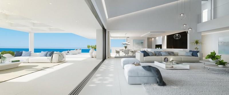Salon - terrace