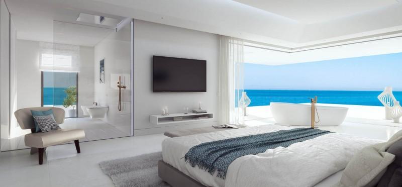 Bedroom - terrace