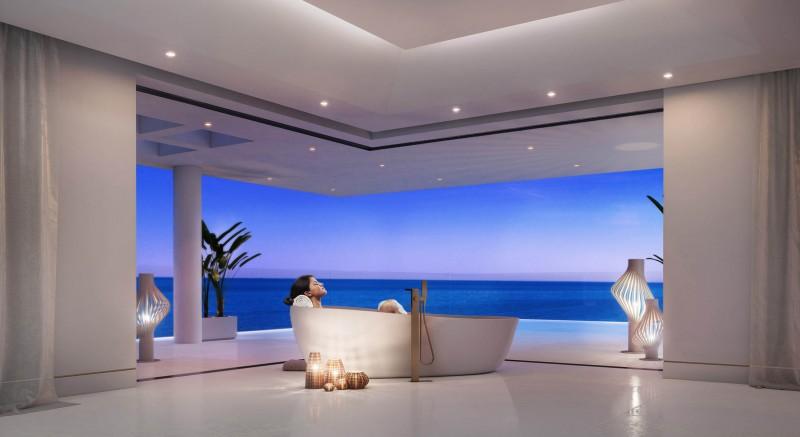 Bath - terrace