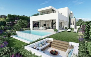 ELND0064 - Villa For sale in Estepona, Málaga, Spain