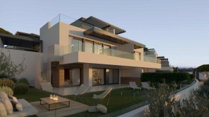 ELND0073 - Semi-Detached For sale in Estepona, Málaga, Spain