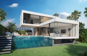 ELND0075 - Villa te koop in New Golden Mile, Estepona, Málaga, Spanje
