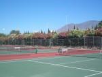 Tennis courts-fitness-playground