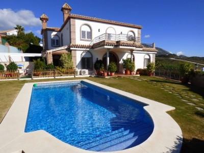 804727 - Detached Villa For sale in Mijas, Málaga, Spain