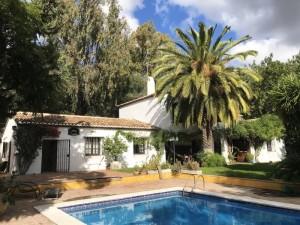 Villa independiente en venta en Rancho de la Luz, Mijas, Málaga, España