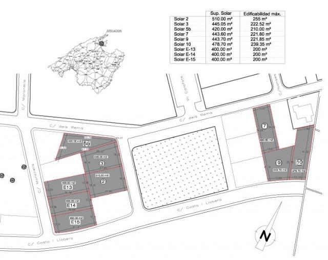 609333 - Plot For sale in Alcúdia, Mallorca, Baleares, Spain