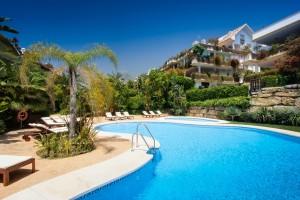 Penthouse for sale in Golden Mile, Marbella, Málaga, Spain