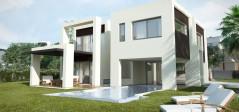 Exclusive, contemporary design villas in prestigious, fully gated community