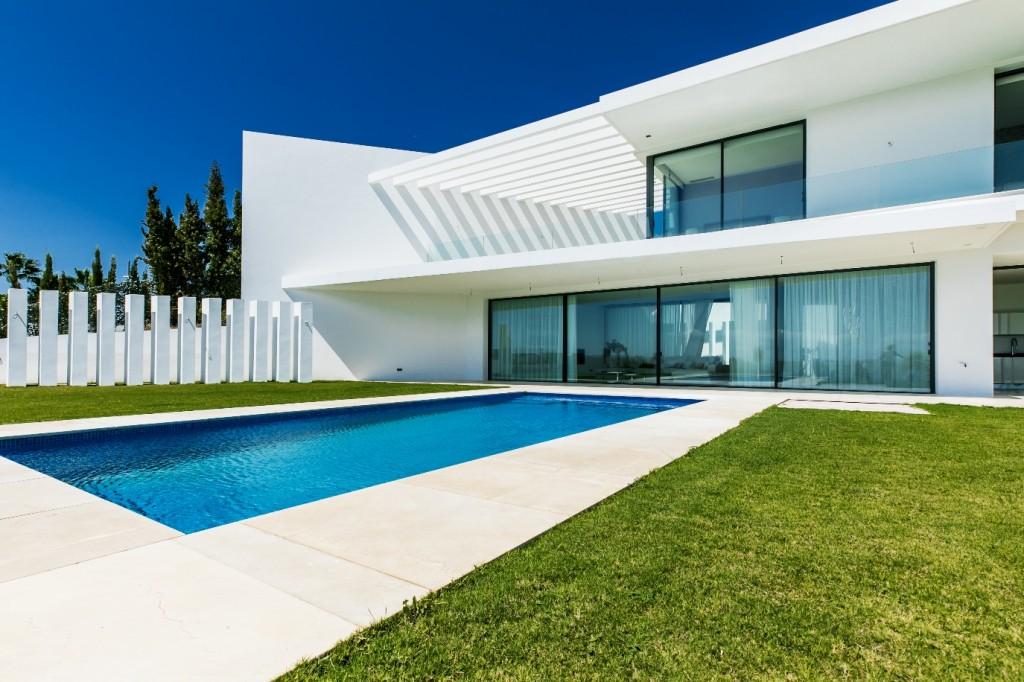 Villa - pool area