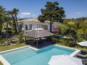 Villa for sale in Río Real, Marbella, Málaga, Spain