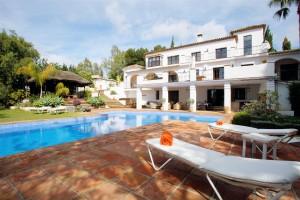 767023 - Villa For sale in Golden Mile, Marbella, Málaga, Spain
